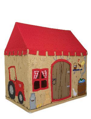 cabane en toile enfant