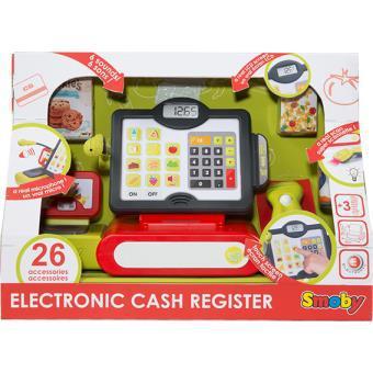 caisse enregistreuse électronique