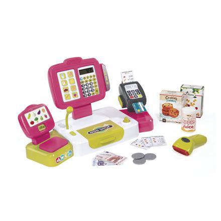 caisse enregistreuse jouet smoby