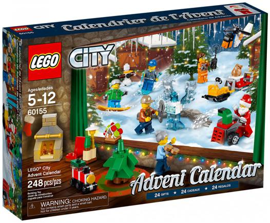 calendrier avent lego
