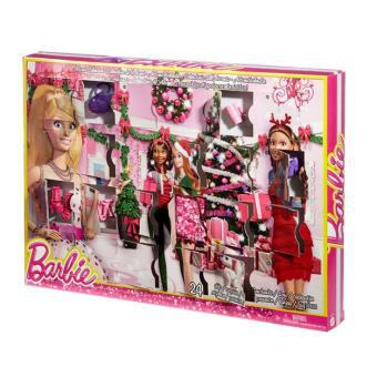 calendrier de l avent barbie 2017