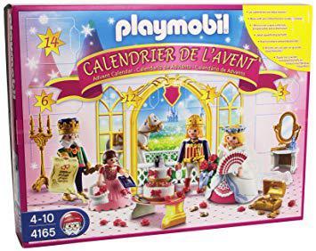 calendrier de l avent playmobil princesse