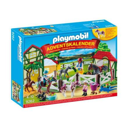 calendrier playmobil 2018