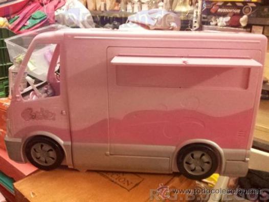 camion barbie