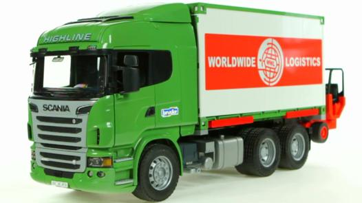 camion bruder