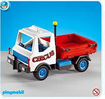 camion cirque playmobil