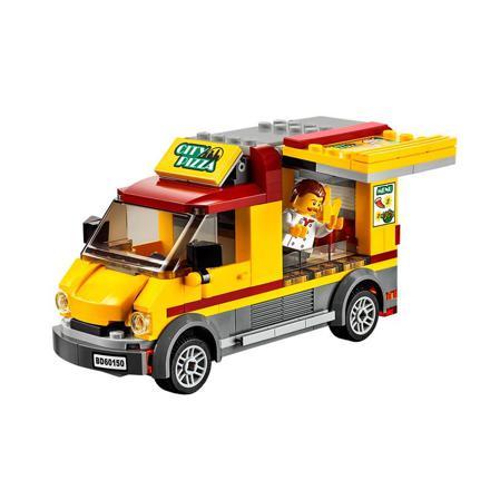 camion de pizza