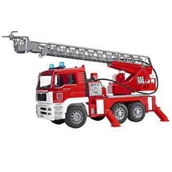 camion de pompier bruder