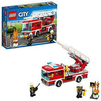 camion de pompier lego city