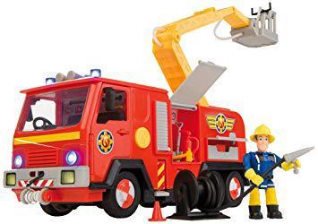camion de pompier sam