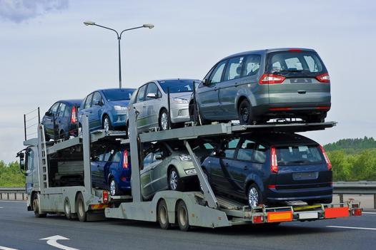 camion de voiture