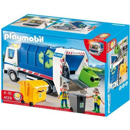 camion eboueur playmobil