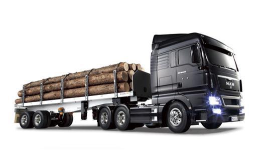camion electrique radiocommandé