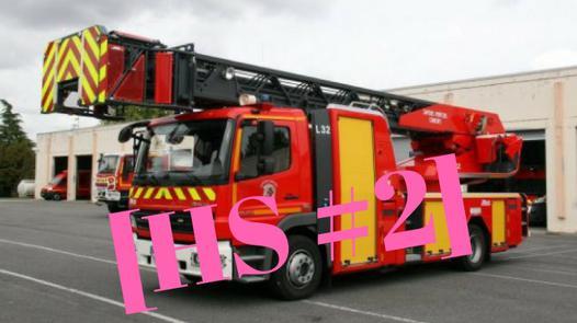 camion pompier echelle