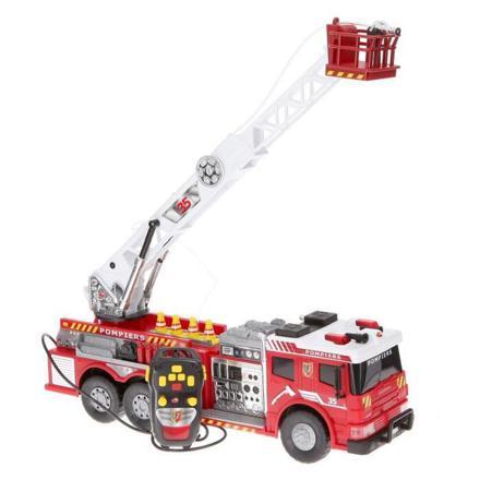 camion pompier radiocommandé
