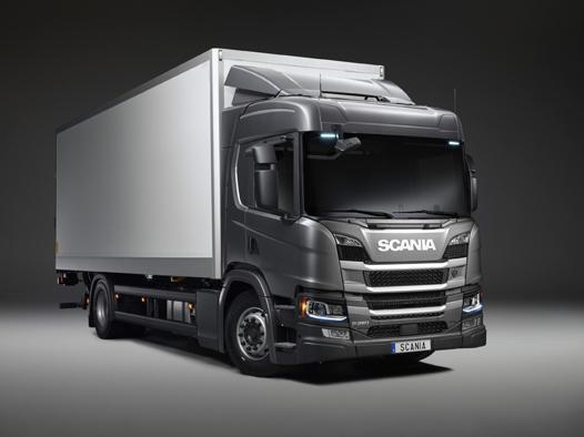 camion porteur scania