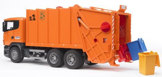 camion poubelle jeux
