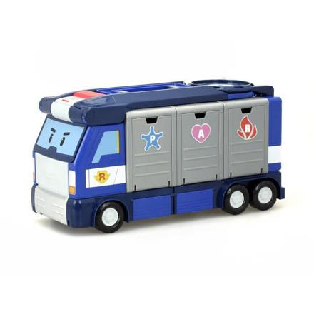 camion robocar poli