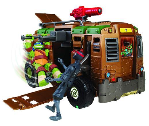 camion tortue ninja