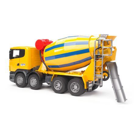 camion toupie bruder