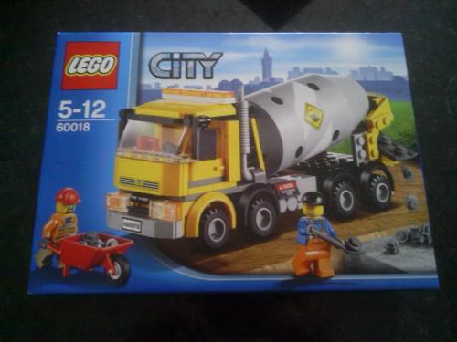 camion toupie lego