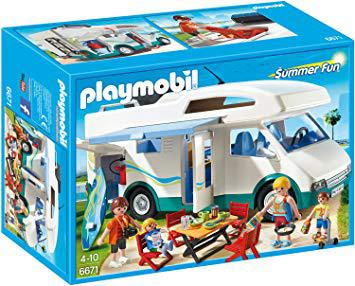 camping car playmobil 6671