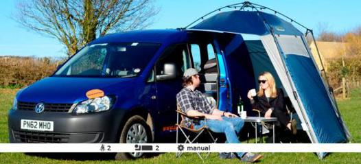 camping car wolsvagen