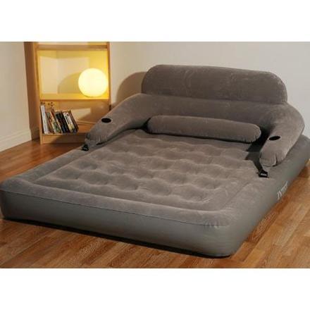 canapé lit gonflable
