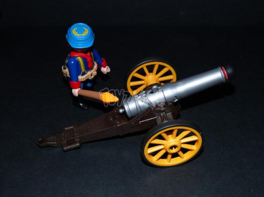 canon playmobil western