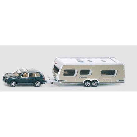 caravane en jouet
