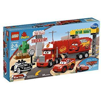 cars duplo lego set
