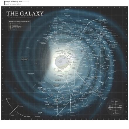 carte galactique star wars