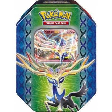 carte pokemon boite metal