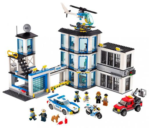 caserne de police