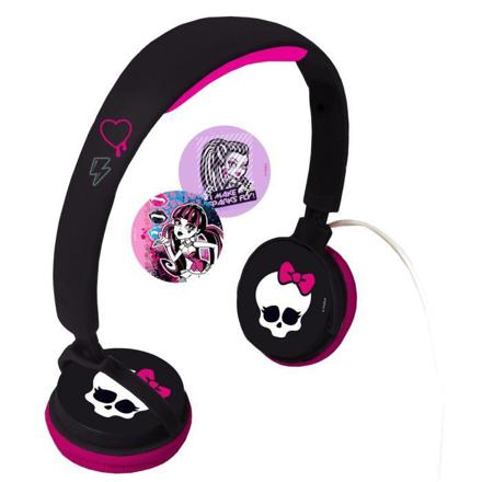 casque audio monster high