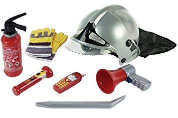 casque pompier jouet