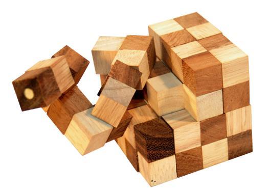 casse tete en bois adulte