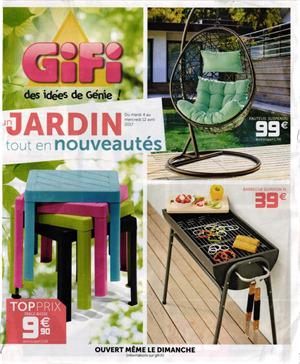catalogue gifi jardin