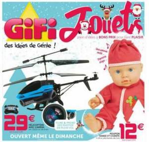 catalogue jouet gifi