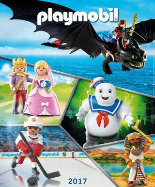 catalogue playmobil 2017