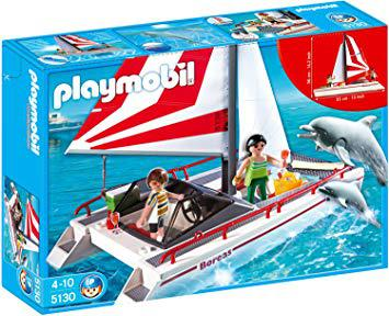 catamaran playmobil