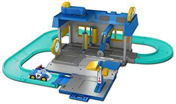 centre de lavage robocar poli