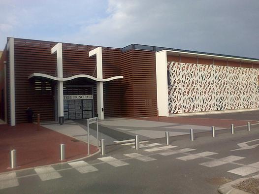 centre hospitalier langon