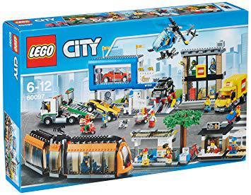 centre ville lego