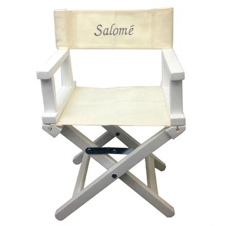 chaise bébé personnalisée