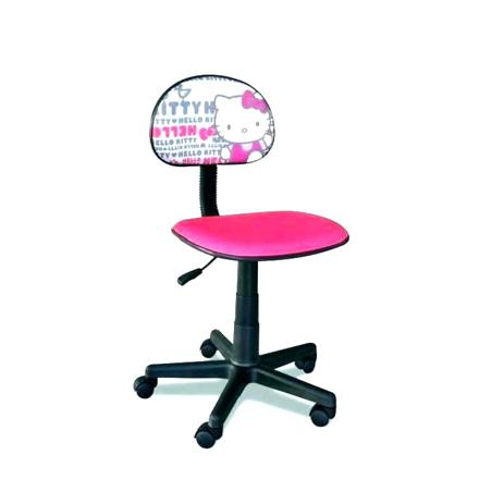 chaise de bureau hello kitty