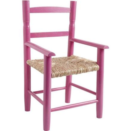 chaise enfant accoudoir