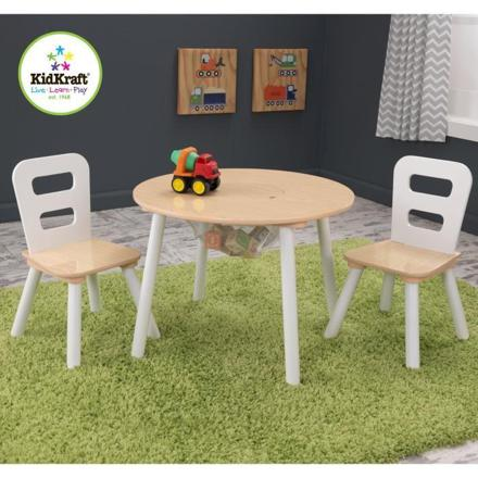 chaise et table bebe