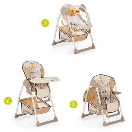 chaise haute bébé 3 en 1