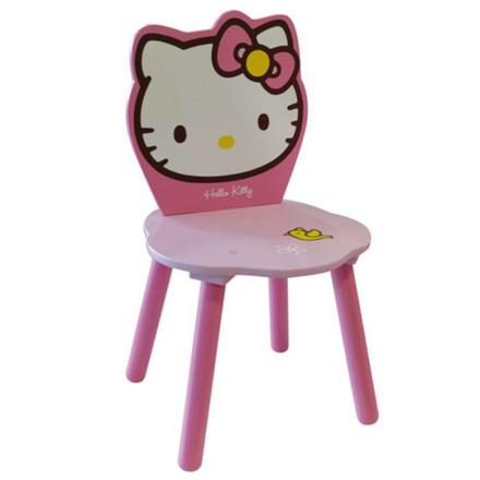 chaise hello kitty
